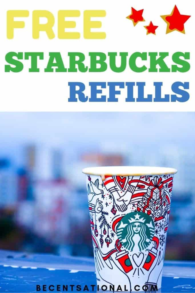 Free starbucks drink, starbucks holiday cup   How to Get Free Starbucks