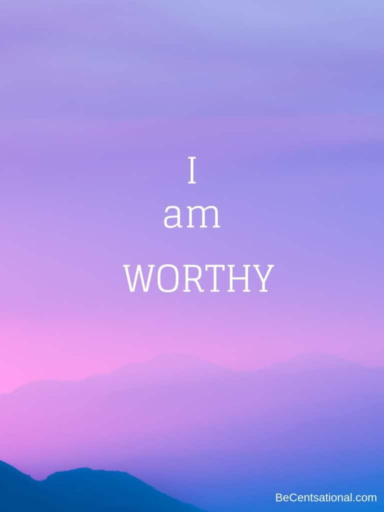 affirmations about self love