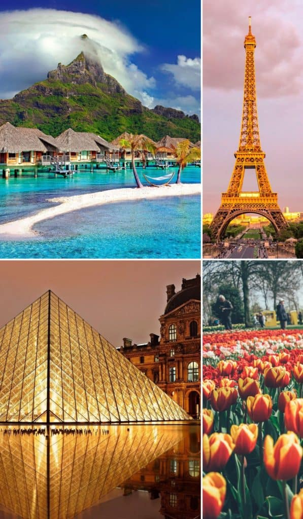 Vision Board Travel