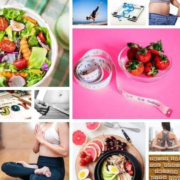 Vision Dream Board Health
