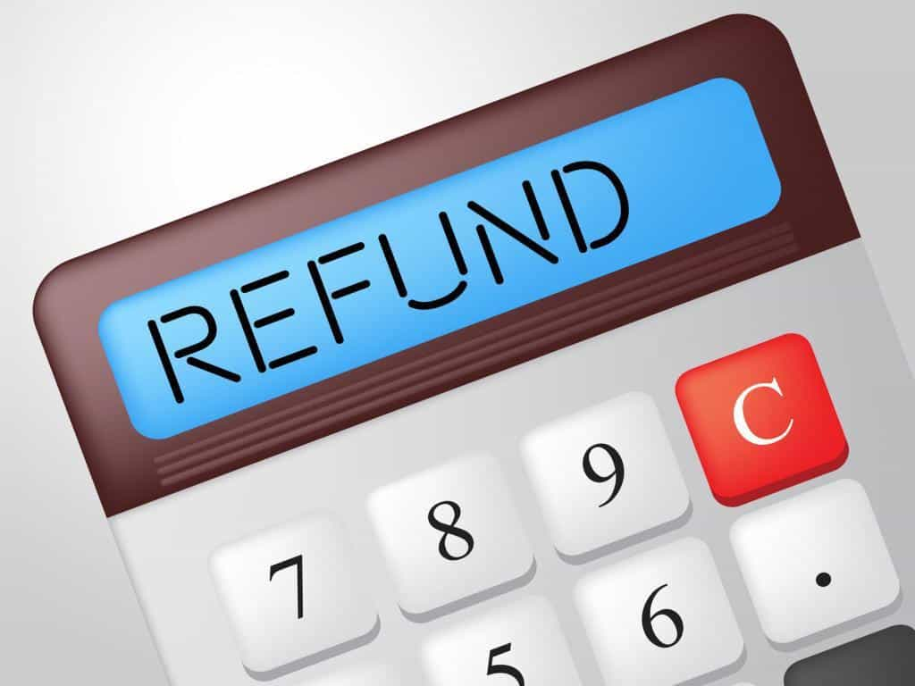 Should I clam 1 or 0 for tax refund