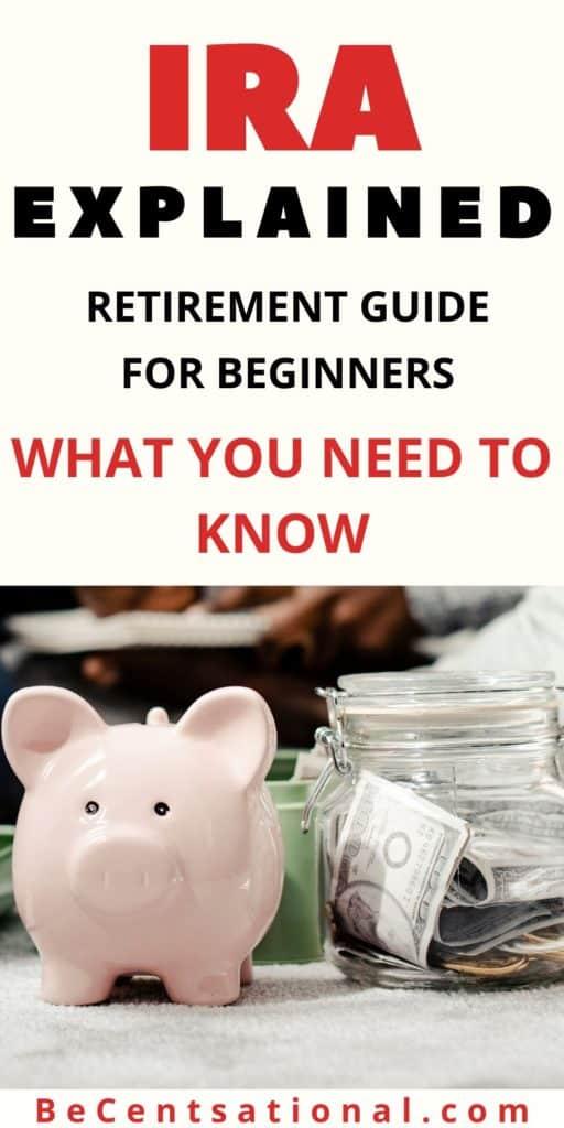 Benefits of IRA retirement accounts