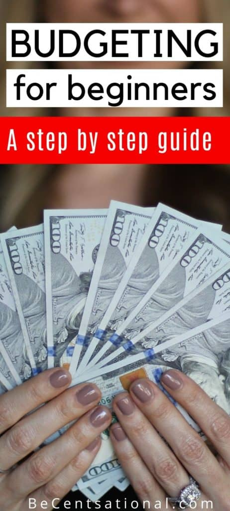 How to budget step by step