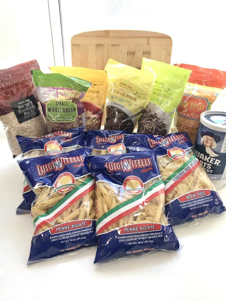 non-perishable foods for emergency