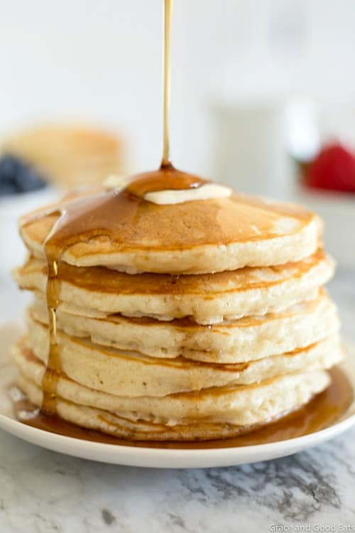 Beat Ever Pancake Recipe