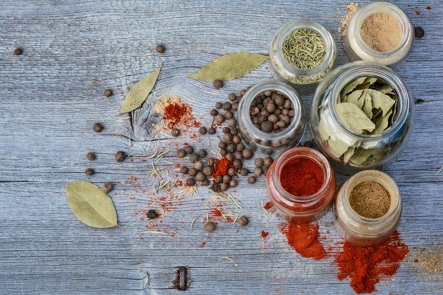 Spices for Marinara Sauce