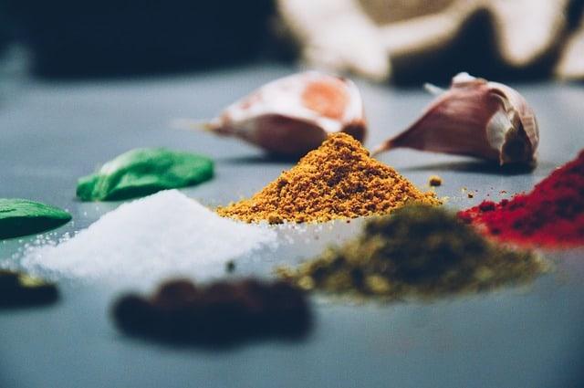 Spices for Chili Recipe