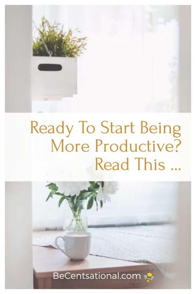 Productivity and self development