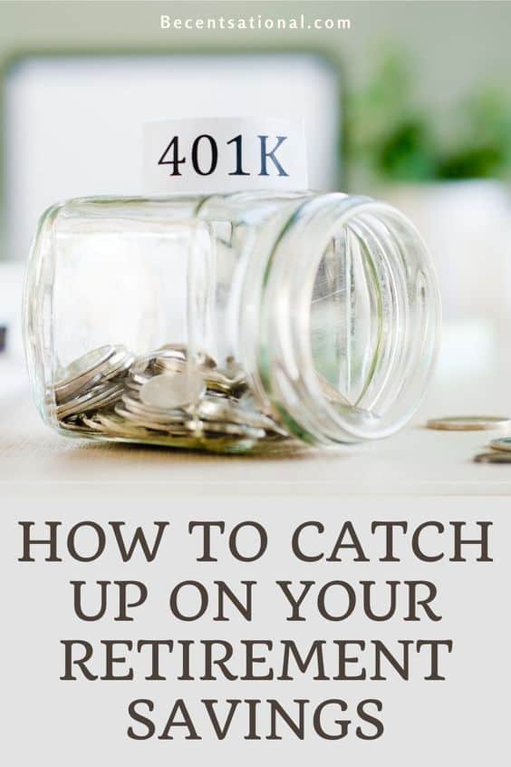 letters spelling 401k with a jar filled with money laying on the side. What is a 401K?