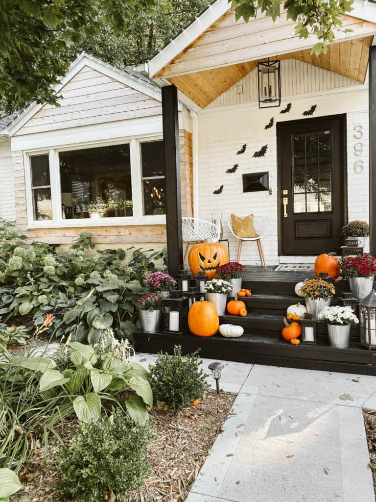 Happy Halloween Porch