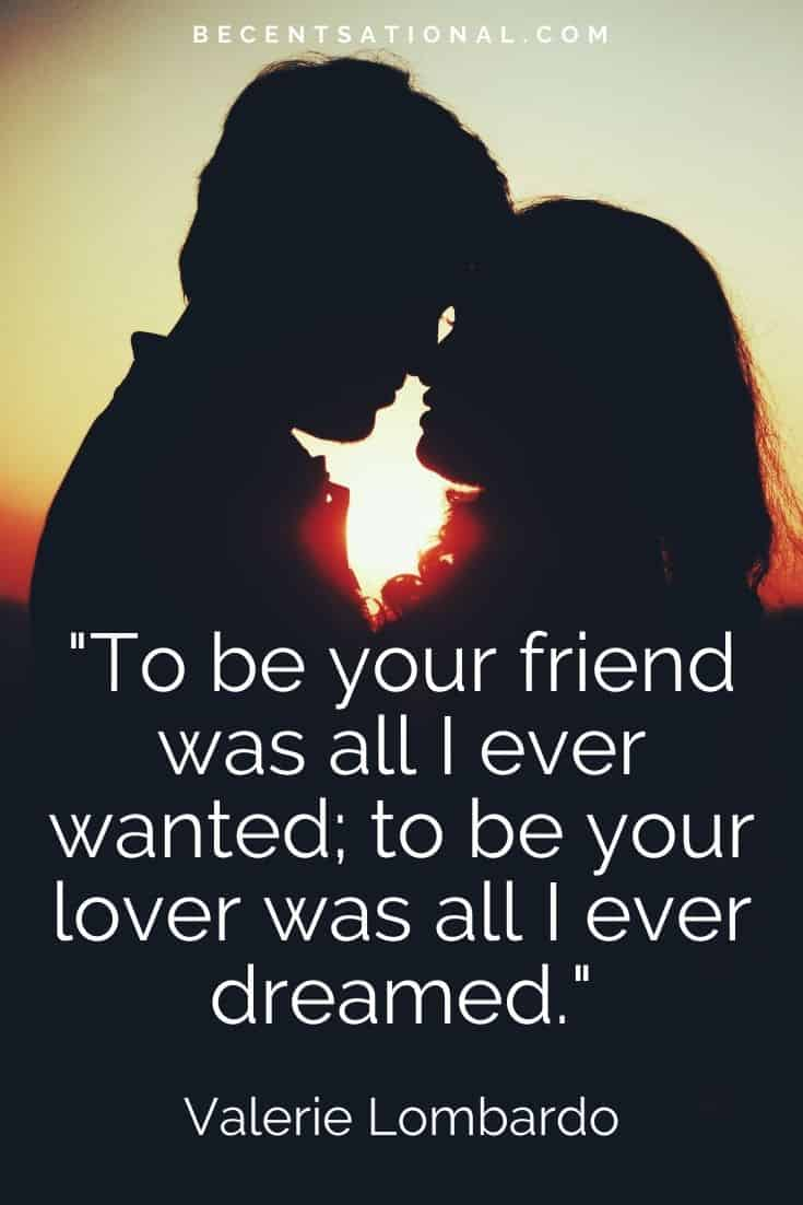 Deep love quotes for her from the heart