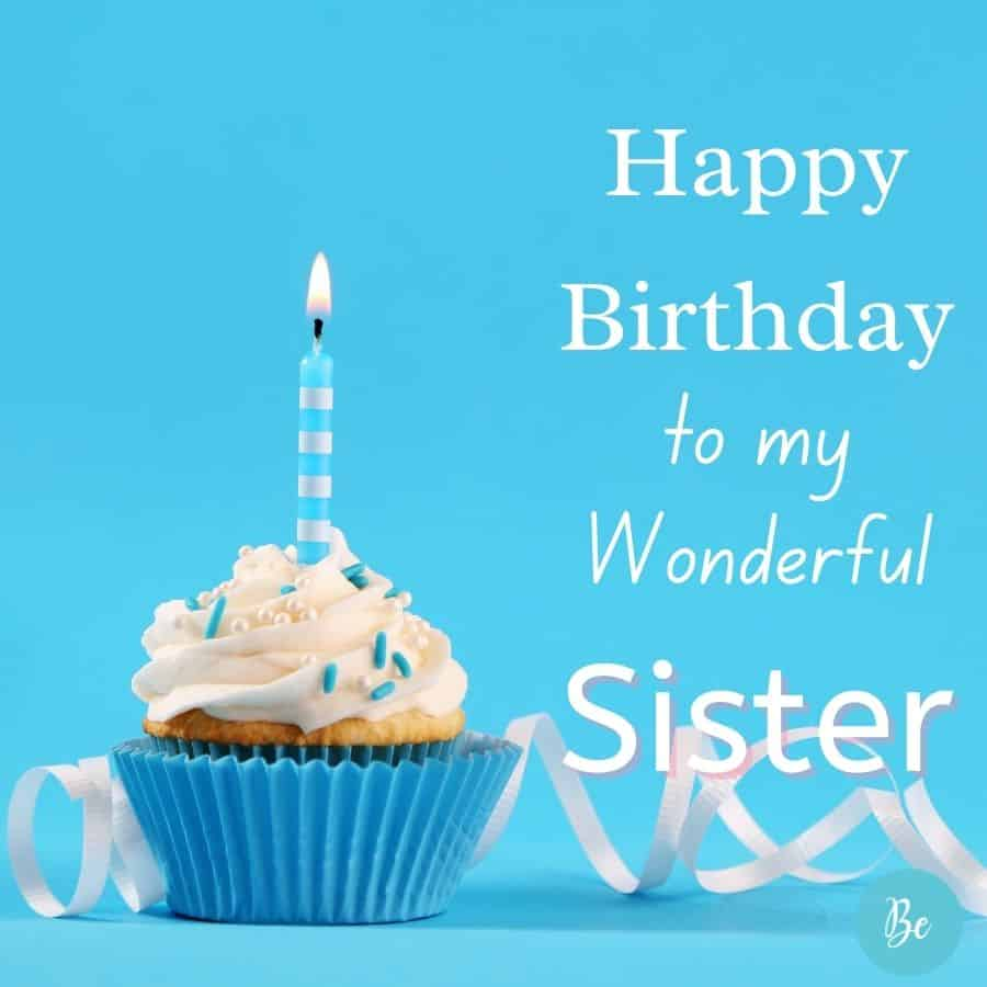 Birthday wishes for sister. Happy birthday dear sister.
