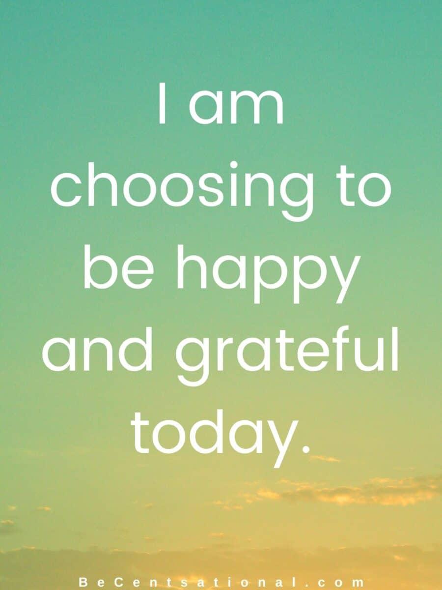 good morning affirmations