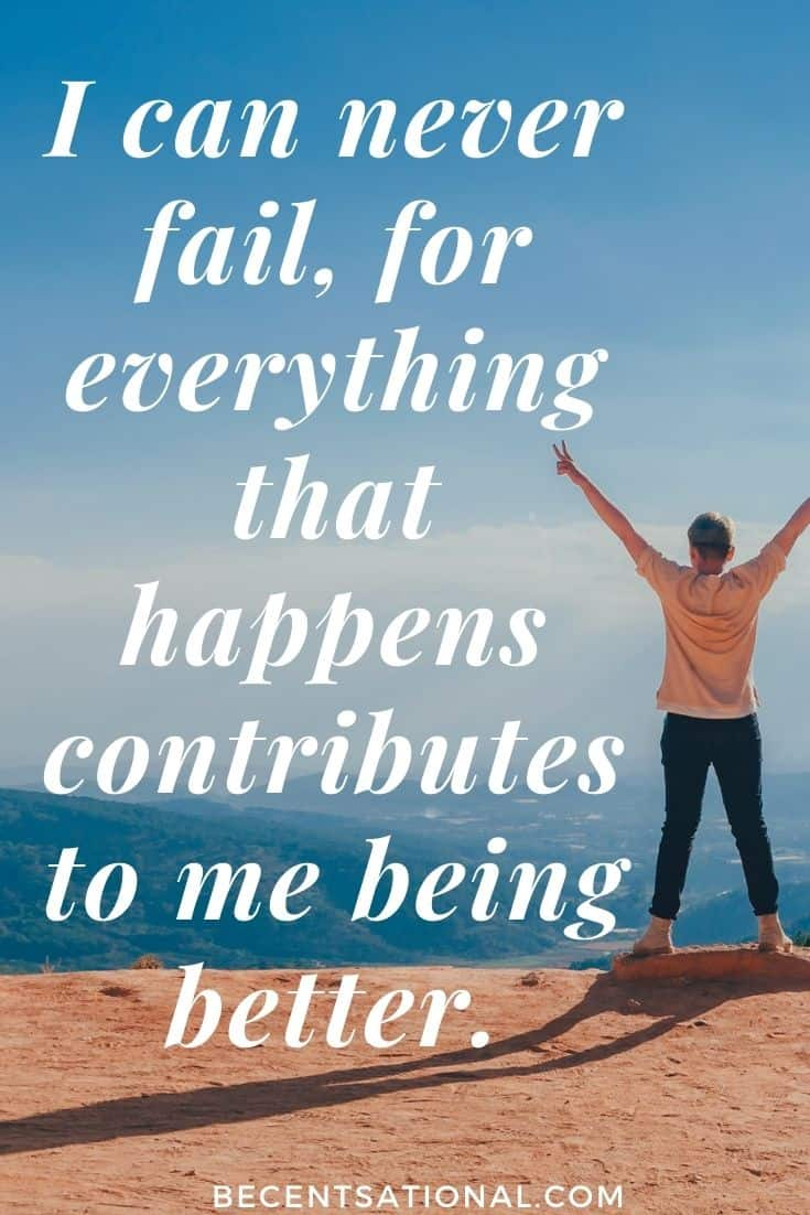 Success affirmations that works