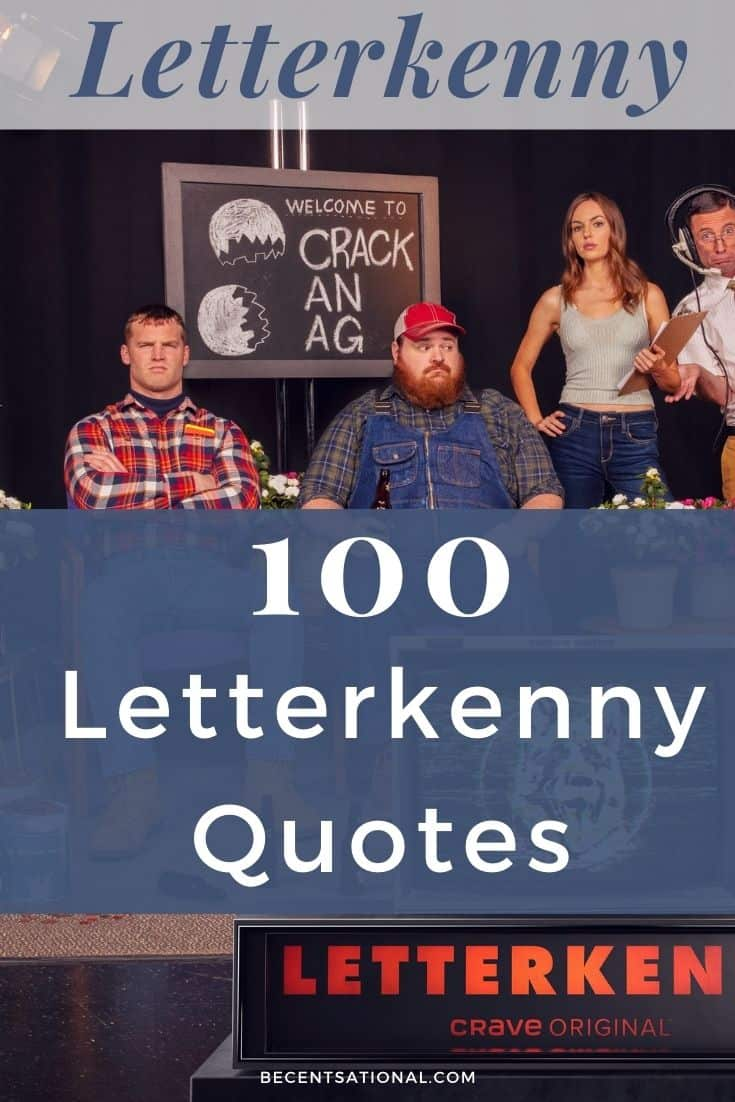 Letterkenny quotes funny