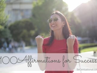 100 affirmations for success