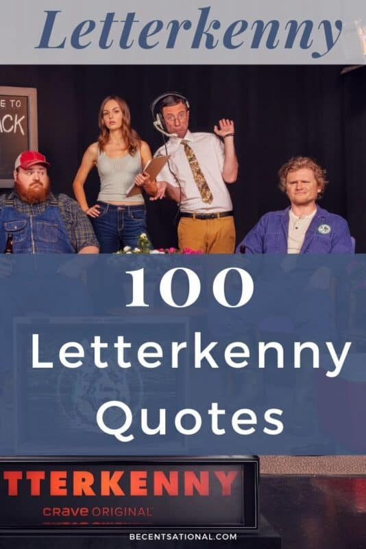 funny Letterkenny quotes