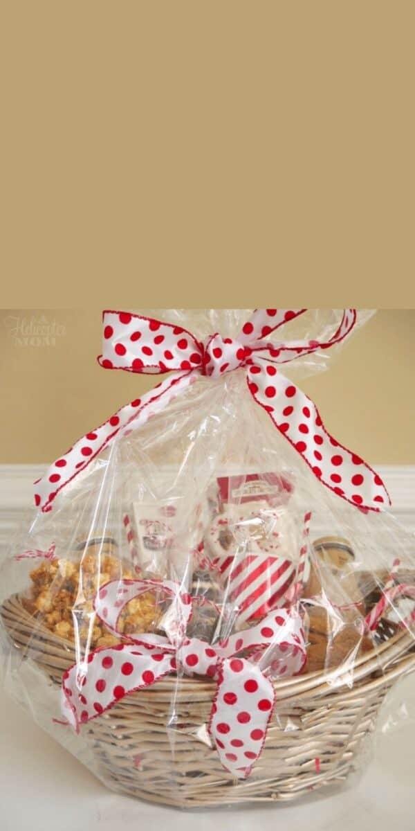 Christmas food gift basket 2