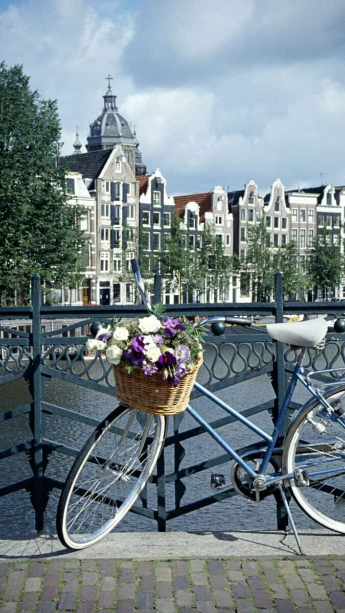 Amsterdam iPhone Wallpapers - Free Amsterdam iPhone Backgrounds