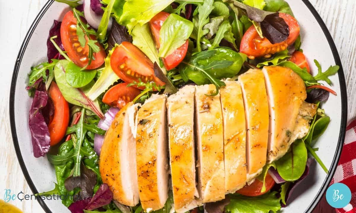 easy healthy meals Baked Chicken Breasts