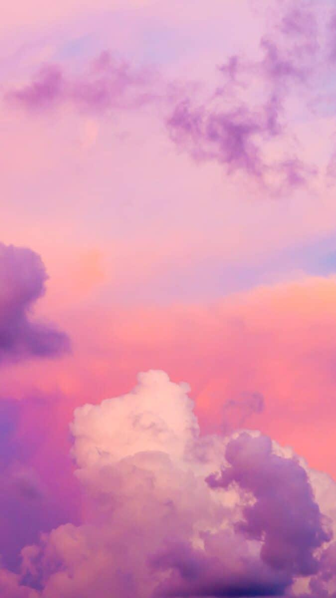 Cloud iPhone Wallpaper | Cloud aesthetic wallpaper, wallpaper aesthetic backgrounds