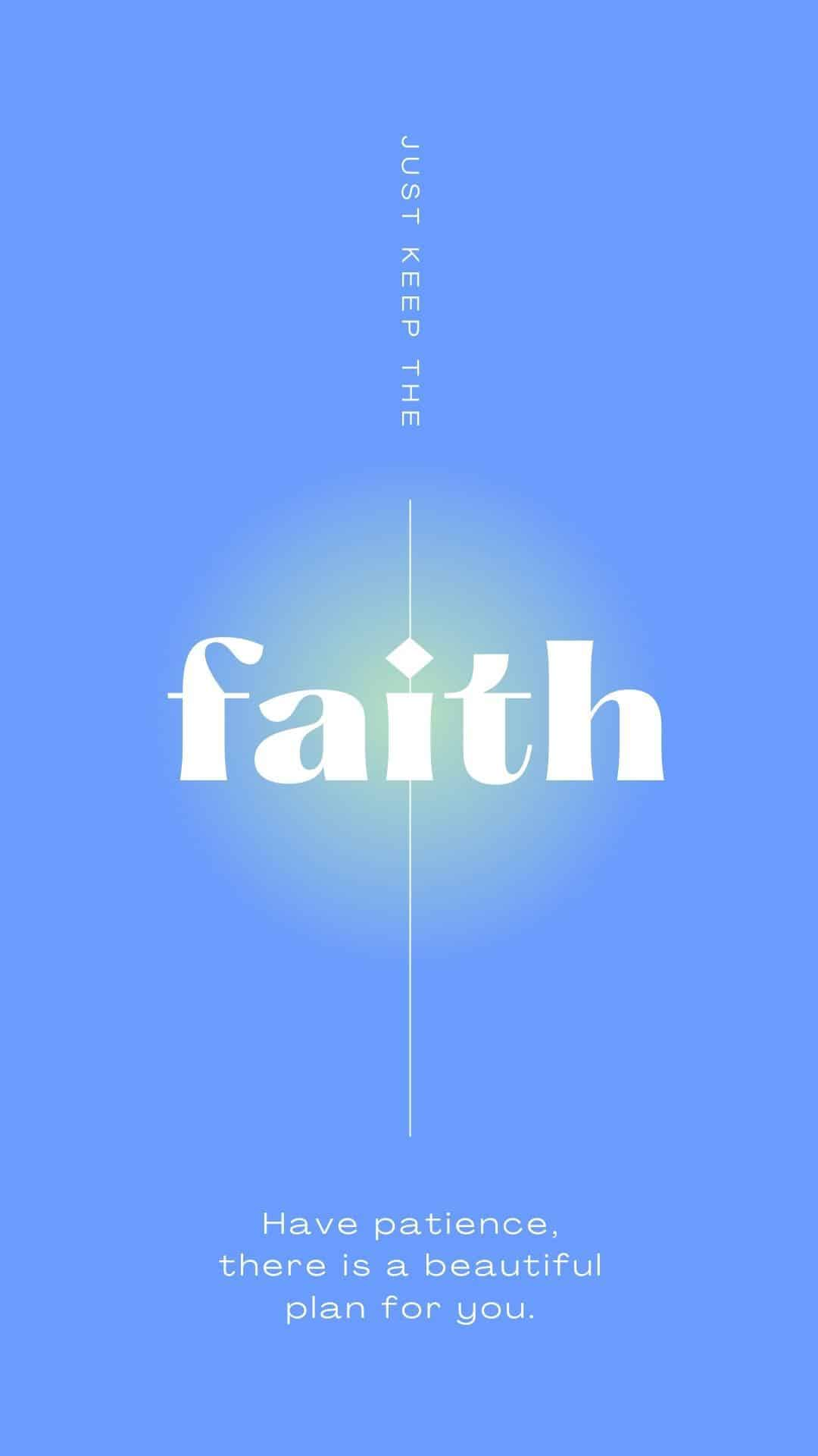 faith iphone wallpapers