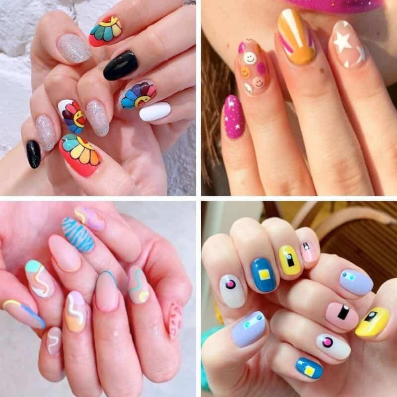 Fun Summer Nails, summer nail designs