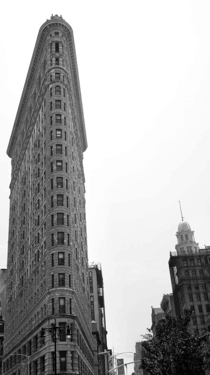 Black White NYC iPhone Wallpapers
