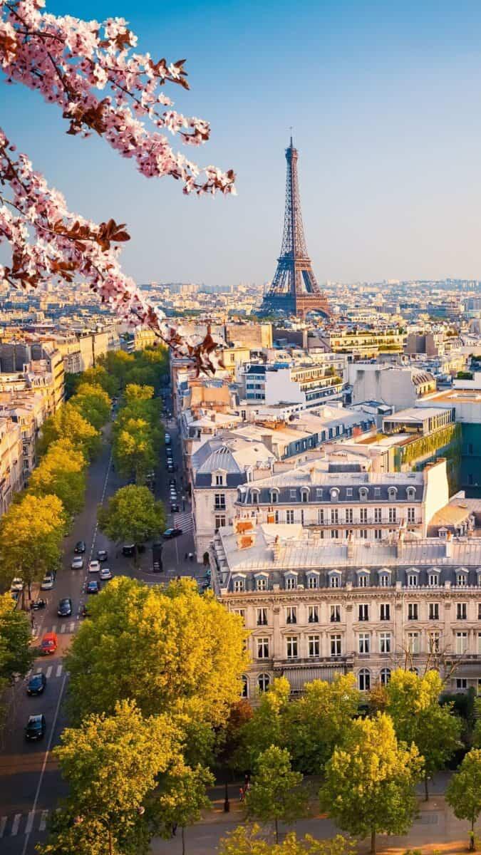 Paris iPhone Wallpapers - Top Free Paris iPhone Backgrounds