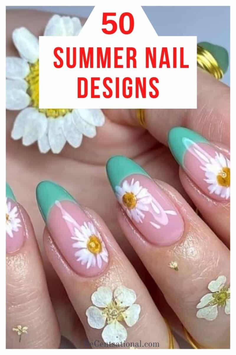summer nail designs.
