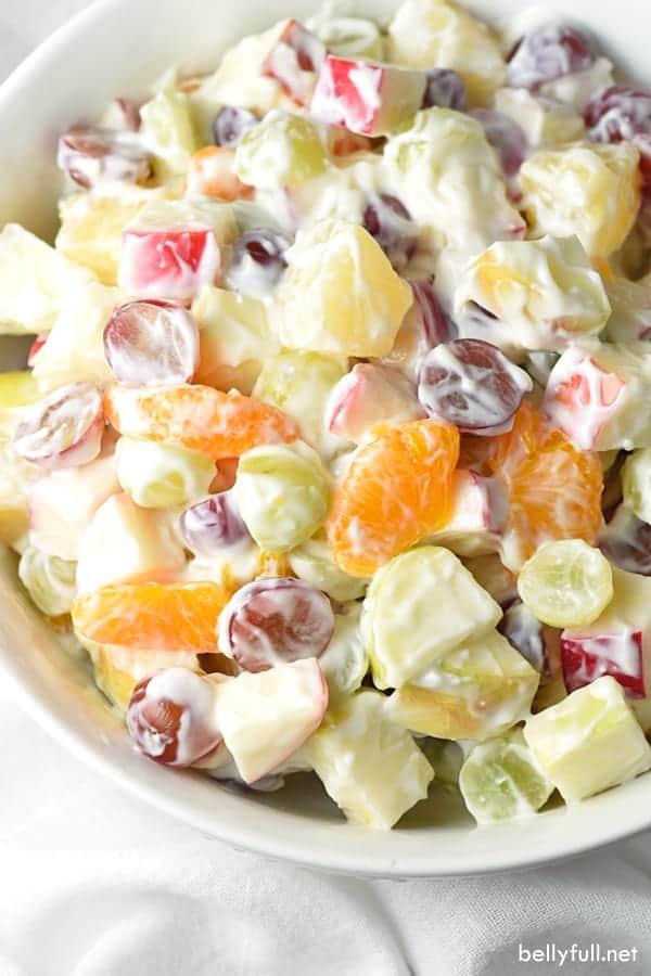 fruit salad recipe ideas