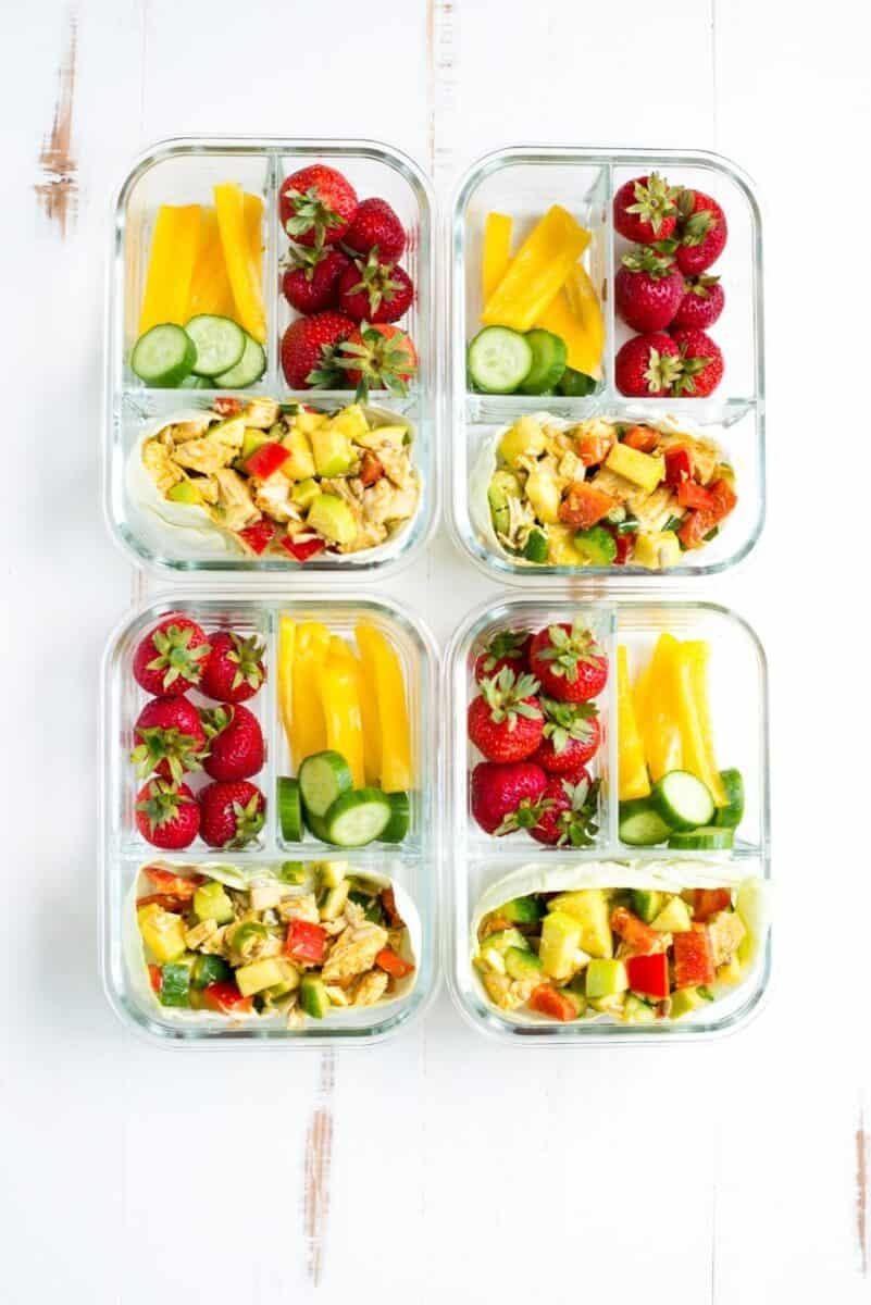 summer meal prep