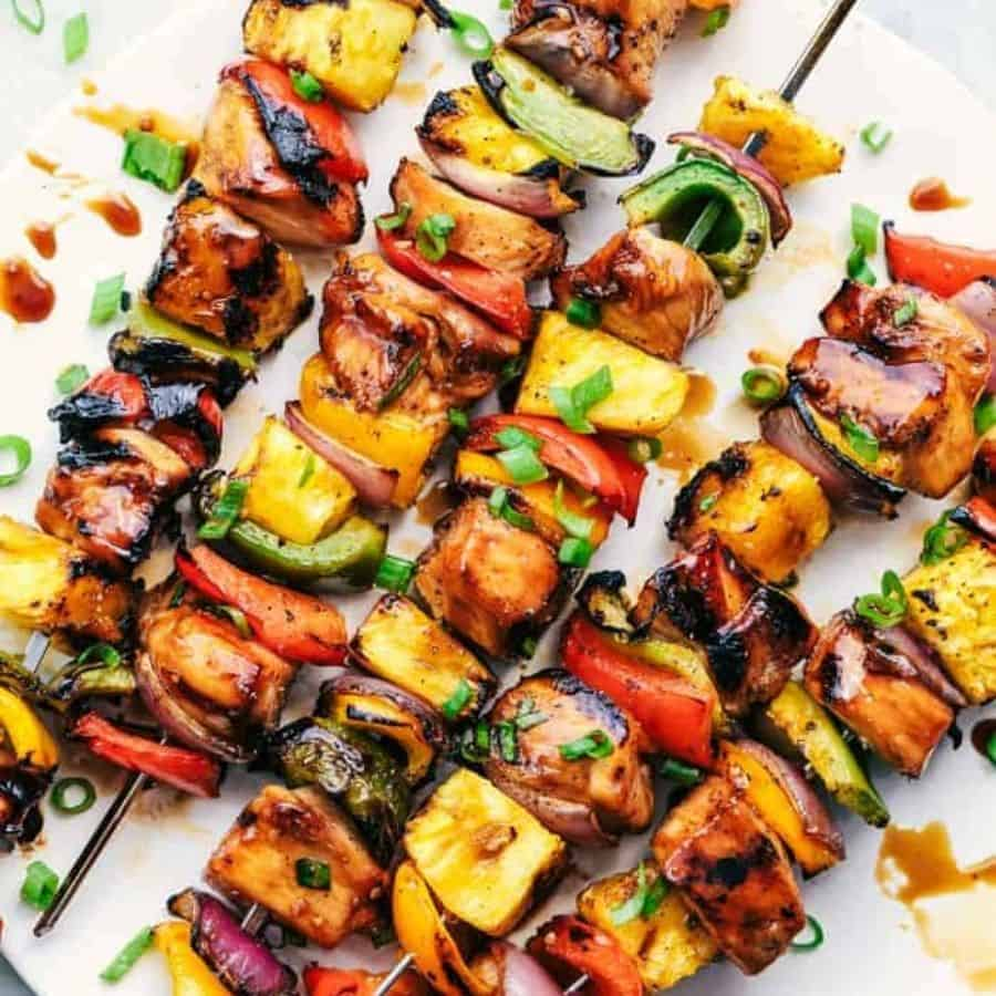 4th of July Recipes, 4th of july entree