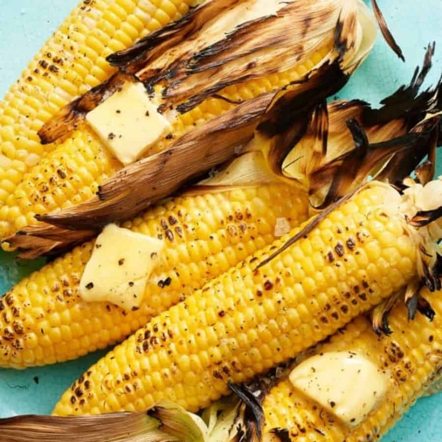 4th of july food ideas grilled corn recipe