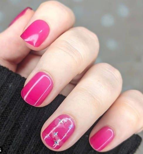 short press on nails