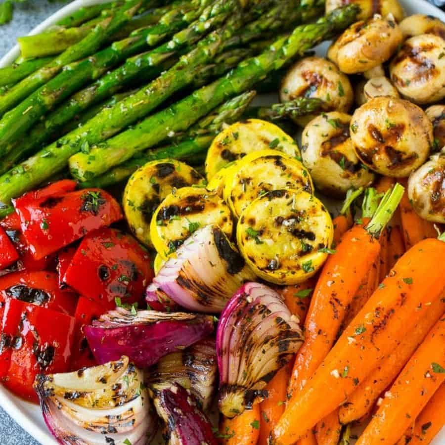 grilled veggies 4th of July Recipes, independence day food recipes