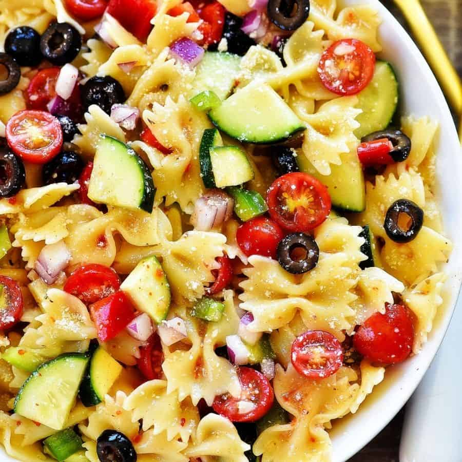 pasta 4th of July Recipes, independence day food recipes