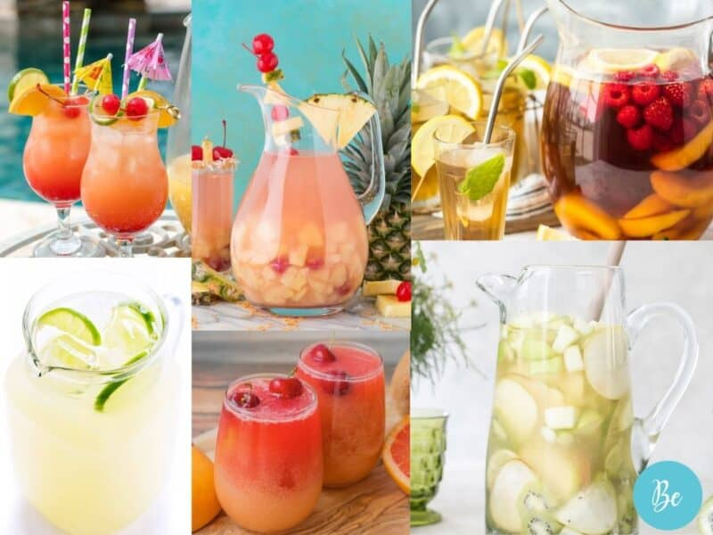 Big Batch Cocktails: 6 Summer Party Size Drinks