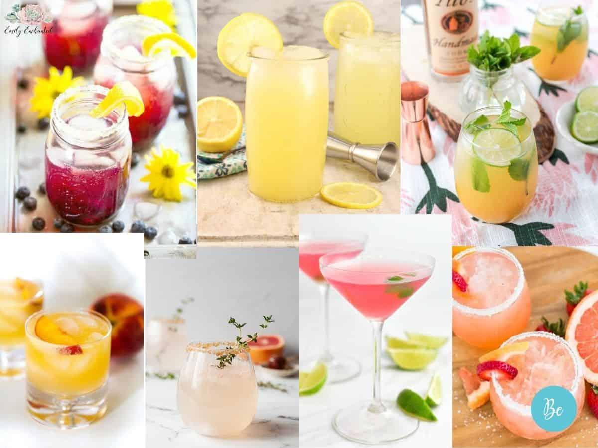 Vodka Cocktails, 10 Easy Vodka Cocktail Recipes