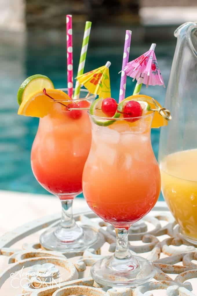 big batch cocktail recipes