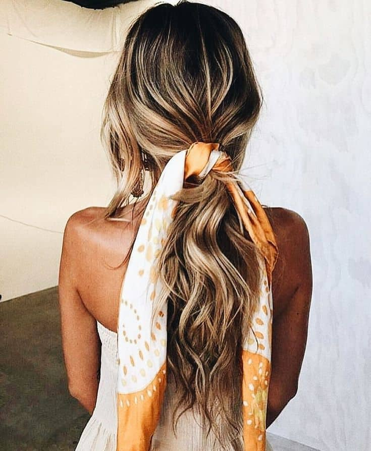easy hairstyles when you are in a rush