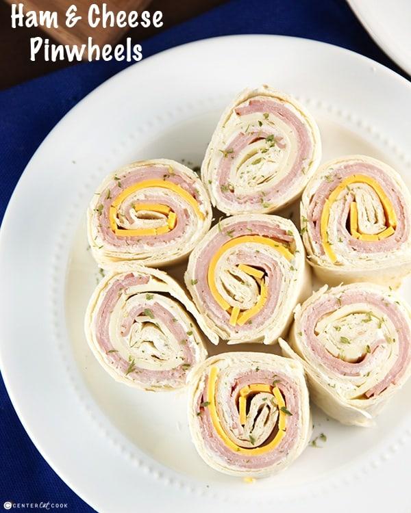 pinwheel tailgate recipes