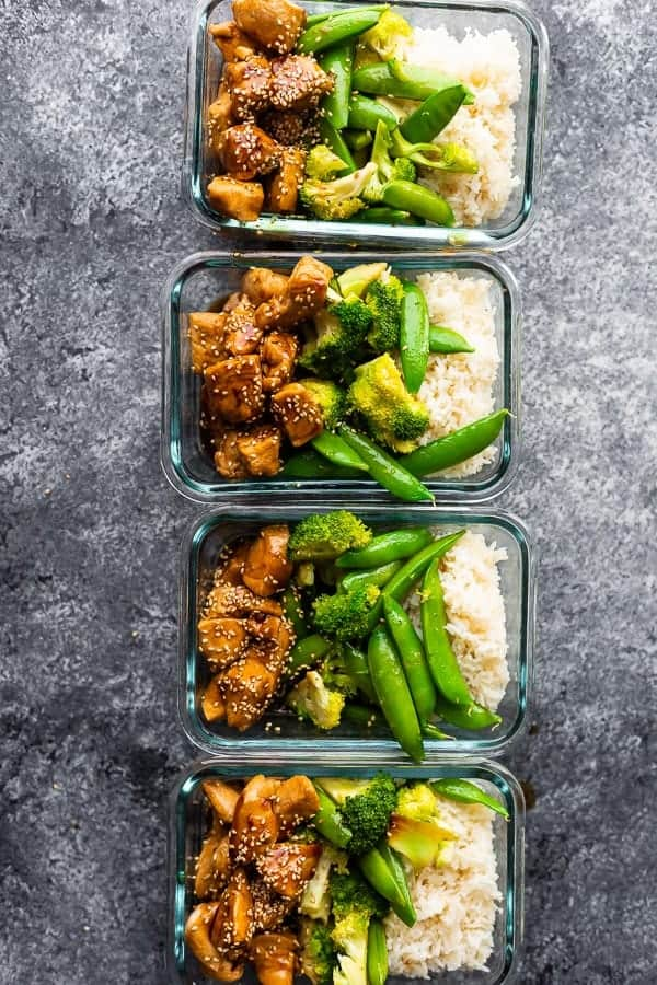 Weight Loss Meal Prep Recipes