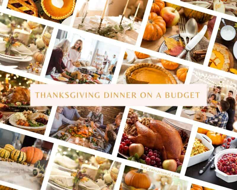 Thanksgiving Dinner on a Budget