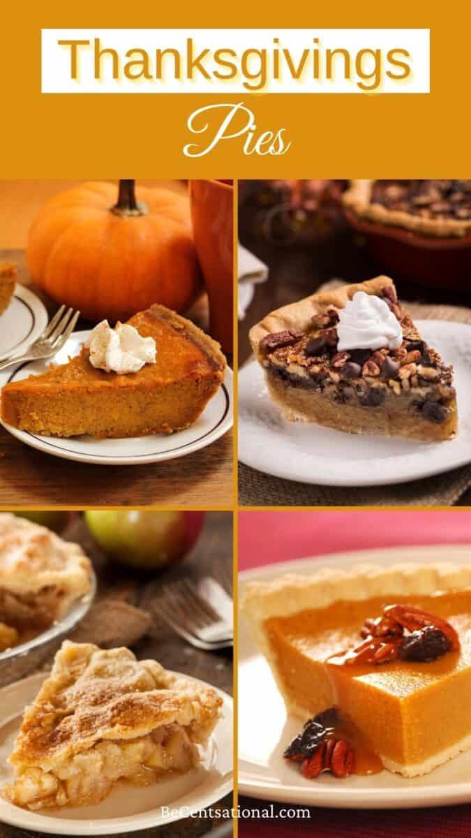 Thanksgivings Pies